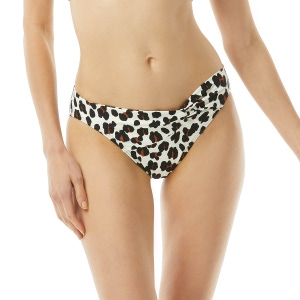 Kate Spade Knotted Classic Bikini Bottom - Fiji Feline