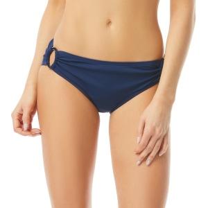 Carmen Marc Valvo Mid Rise Bikini Bottom - Riva Plana