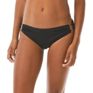 Carmen Marc Valvo Bikini Bottom - Sunny Borders