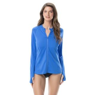 Gabar Long Sleeve Swim Shirt - Solids
