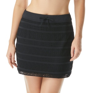 Beach House Stride Lace Cover Up Skirt - Lace Up and Go