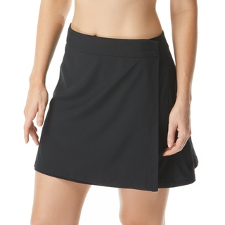 Beach House Kendra High Waisted Skirt Cover Up - Beach Solids