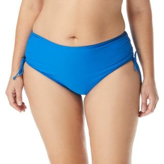 Beach House Plus Size Hayden Side Tie Bikini Bottom - Beach Solids