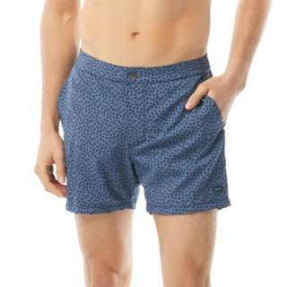 John Varvatos Malibu Swim Short - Bedrock Dot