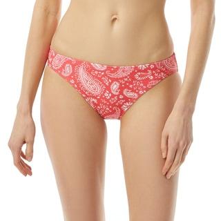 MICHAEL Michael Kors Classic Bikini Bottom - Romantic Paisley