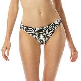 MICHAEL Michael Kors Classic Bikini Bottom - Zebra