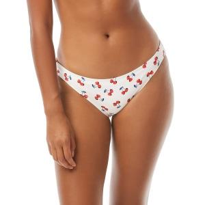 Kate Spade Classic Bikini Bottom - Cherry Toss