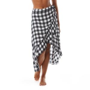 Kate Spade Ruffle Pareo Wrap Skirt - Shoreside