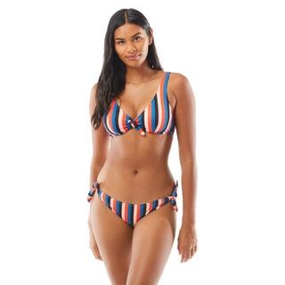 Kate Spade Bunny Tie Underwire Bikini Top - Sunset Beach