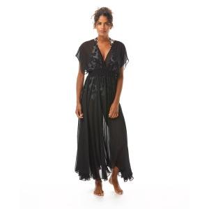 Kate Spade Cover Up Maxi Dress - Palm Beach