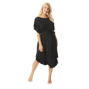 Contours by Coco Reef Gypsy Ruffle Cover Up Dress - Heritage