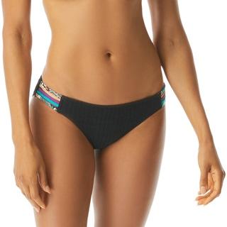 Coco Reef Nexus Strappy Bikini Bottom - Wild Stripes