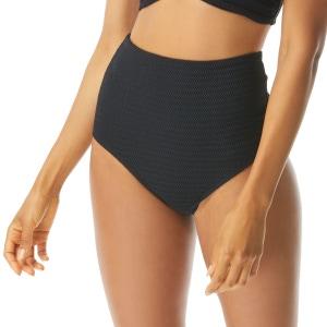 Coco Reef Optima Ultra High Bikini Bottom - Luxe Texture