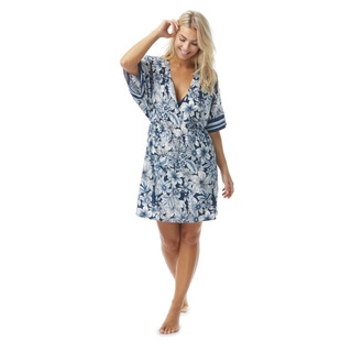 Coco Reef Luxe Cover Up Dress - Botanical Oasis