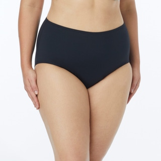 Coco Reef Plus Size High Waist Bikini Bottom - Classic Solids