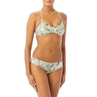 Vince Camuto Lace Back Bikini Top - Oasis Tapestry