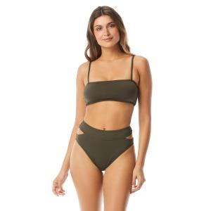Vince Camuto Square Neck Bikini Top - Surf Shades
