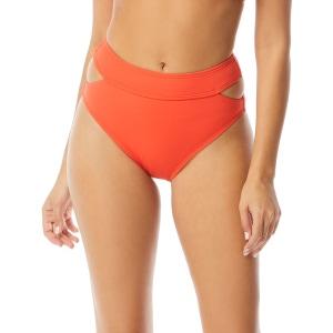Vince Camuto High Waist Cut Out Bikini Bottom - Surf Shades