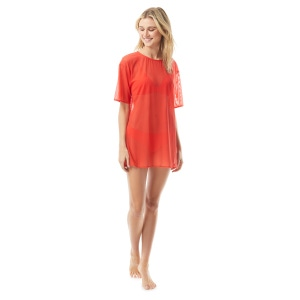 Vince Camuto Mesh T-Shirt Cover Up - Sanremo Shades