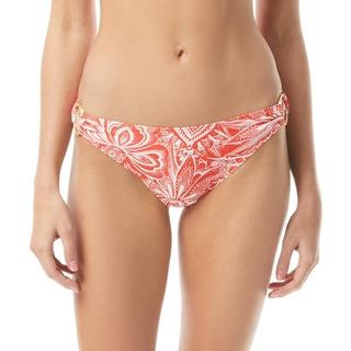 Vince Camuto Ring High Leg Bikini Bottom - Riviera Dei Fiori