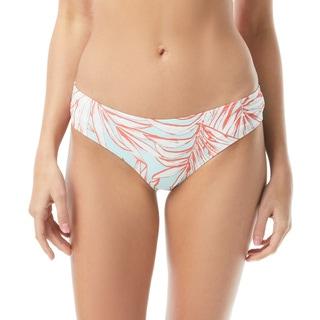 Vince Camuto Shirred Smooth Fit Cheeky Bikini Bottom - Riviera Delle Palme