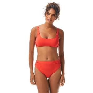 Vince Camuto Side Lace Bikini Top - Solids